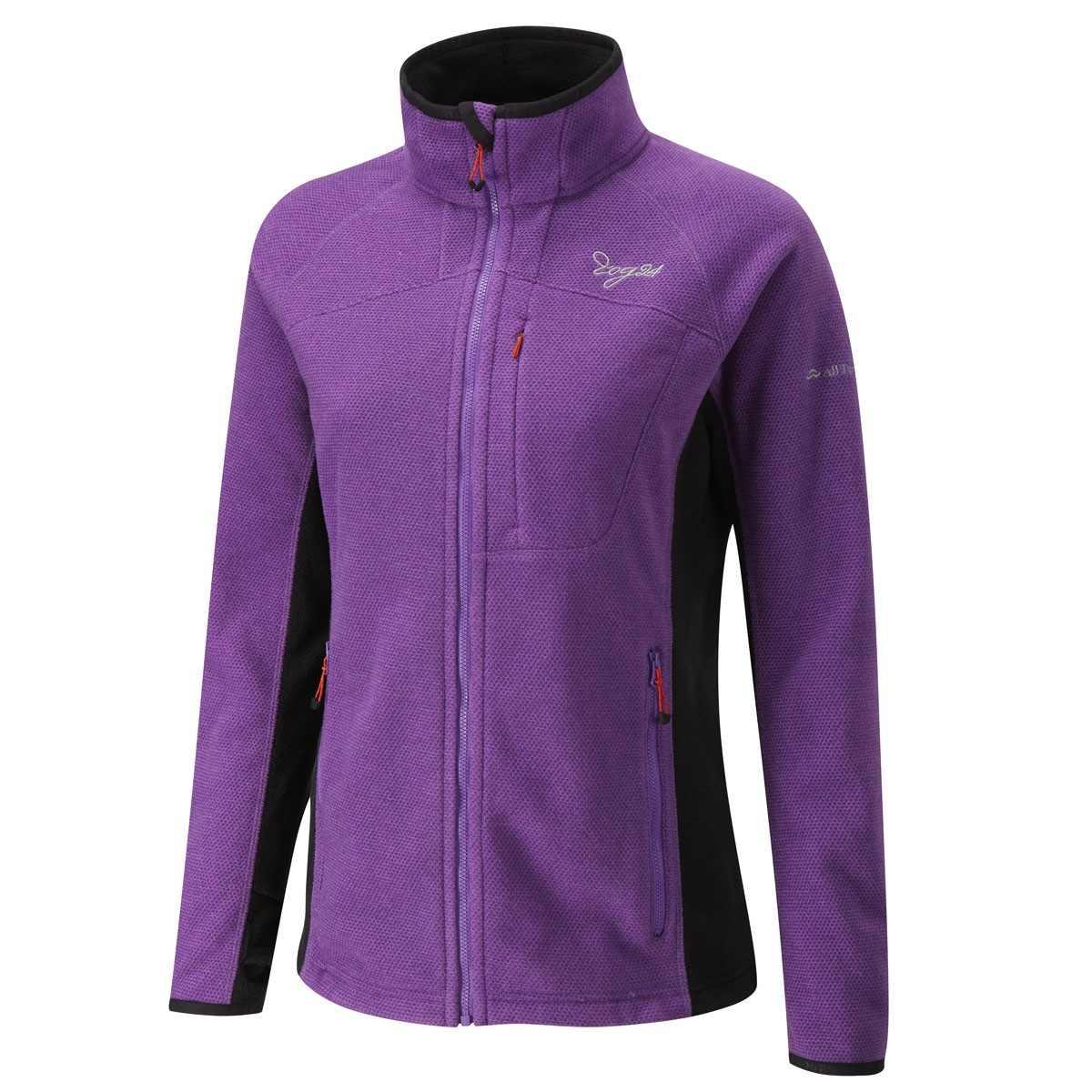apex How Women Choose Fleece Jackets