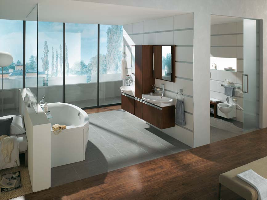 bathroom58 The TOP Designers Tell You Secrets for Home Decoration