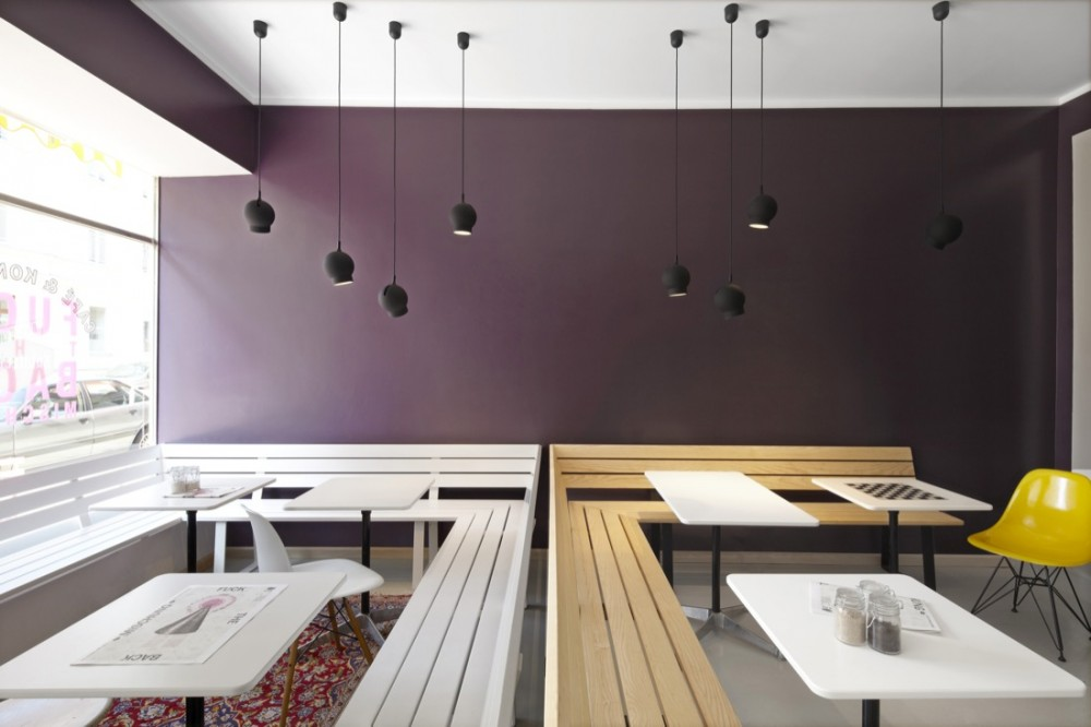 Top cafe interiors designs pouted online magazine for Interior design themes