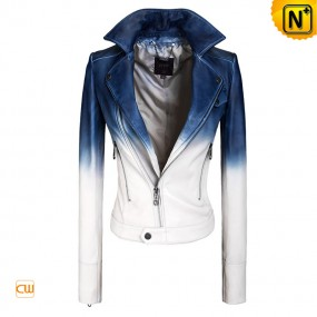 blue-women-jacket The Next 7 creative designs For Women Leather Jackets