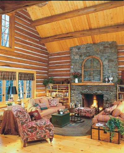 cabin-decor-ideas-5 10 Most Stylish Cottage Furniture