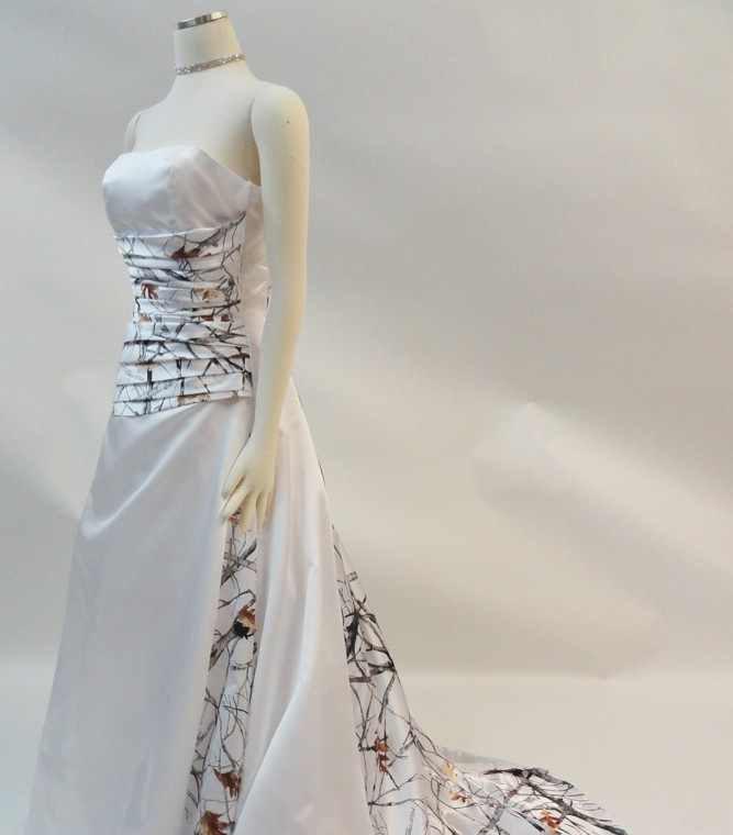 camo-wedding-dress Camo wedding dresses Fashion Trends