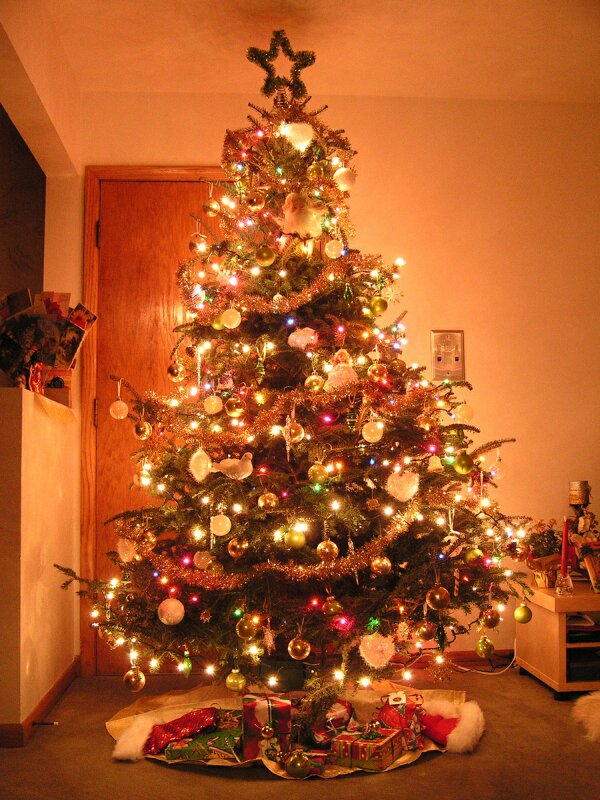 christmas-tree-lights1 Prepare your Home Decorations For Next Holidays