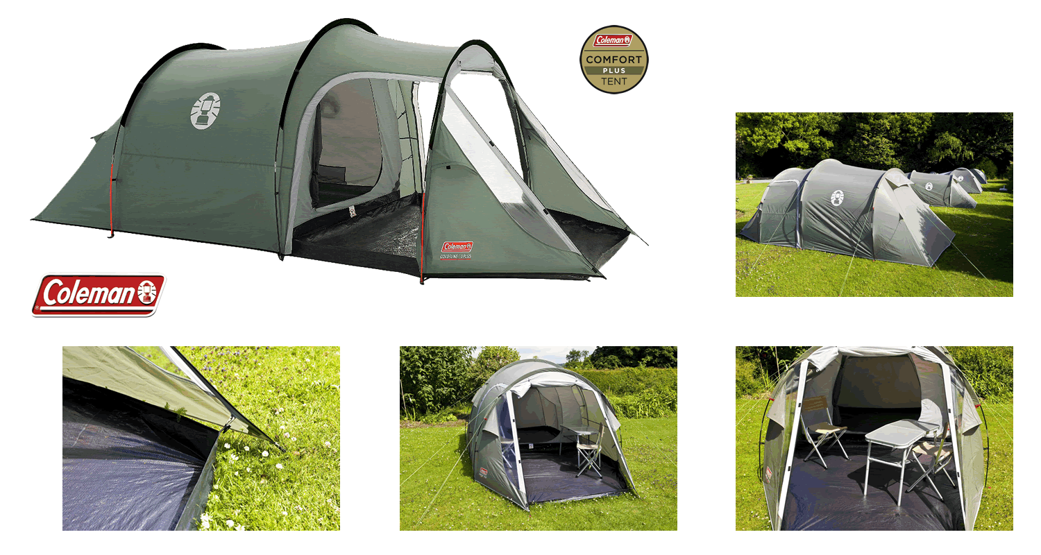 coleman-coastline-3-plus-3-person-tent1-1 Top 9 Coleman Tent Designs