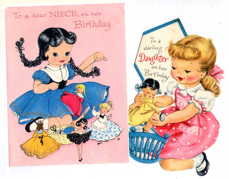 collectible-135 Most Popular Vintage Greeting Cards
