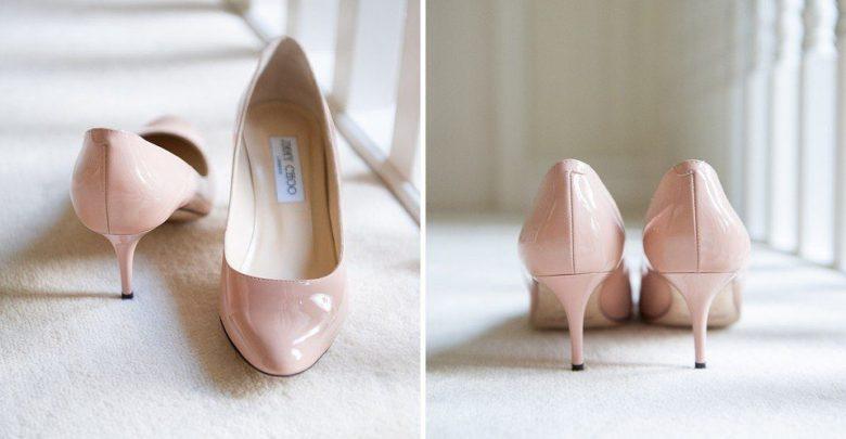 Photo of Elegant Pink Women Shoes