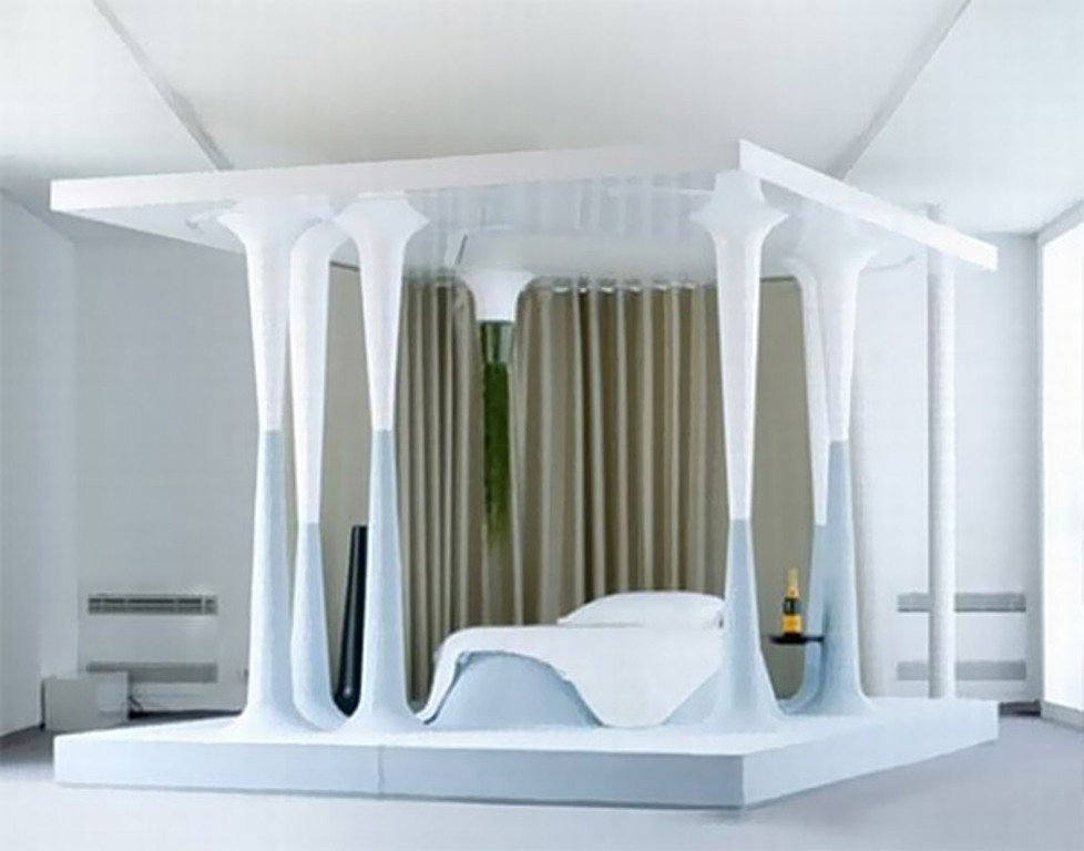 creative-beds-therapy-1 Extraordinary and dazzling ideas for decorating your bedroom