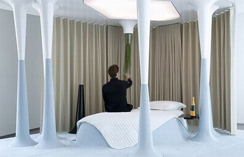 creative-beds-therapy-3 Extraordinary and dazzling ideas for decorating your bedroom
