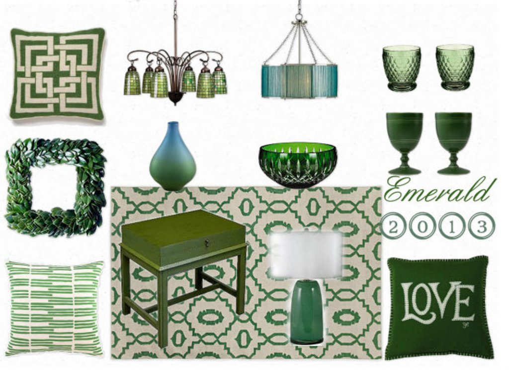 emerald2 Make Your Home a Stylish One With Every New Year