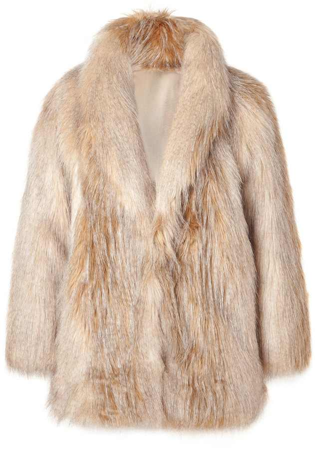 fauxfur-coat Most Stylish Faux Fur Coats and Jackets For Women (Pictures)
