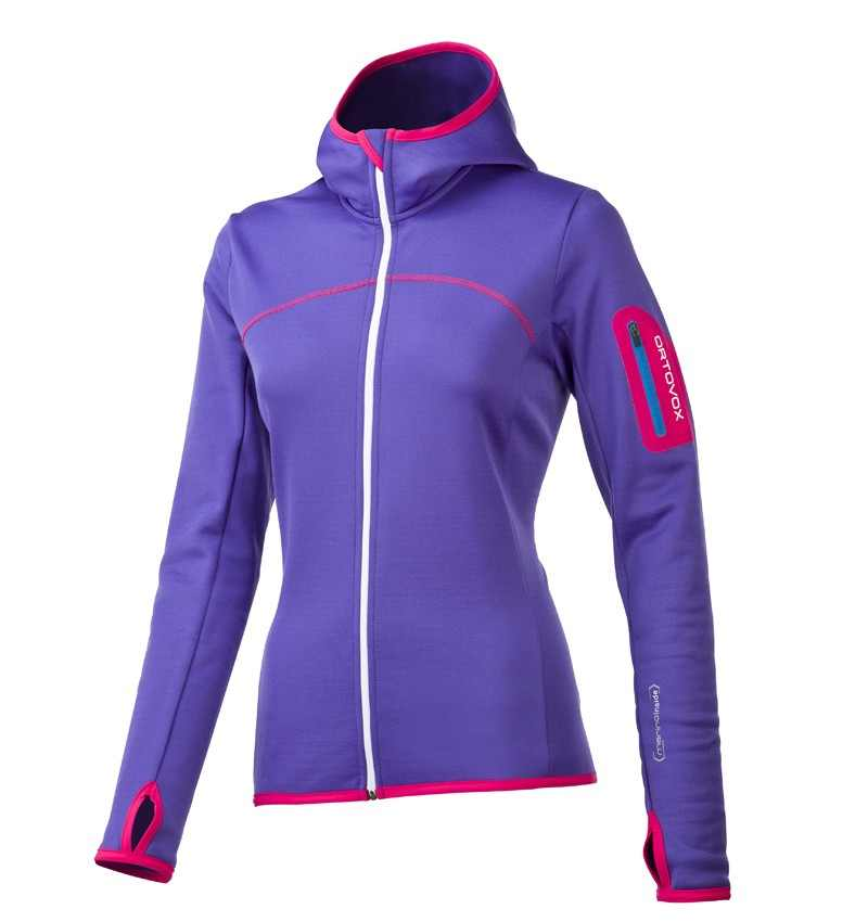 fleece-hoody-violet-mid How Women Choose Fleece Jackets