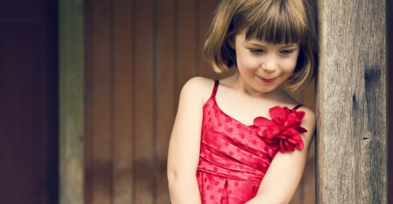 Photo of Red Dress for Little Girls
