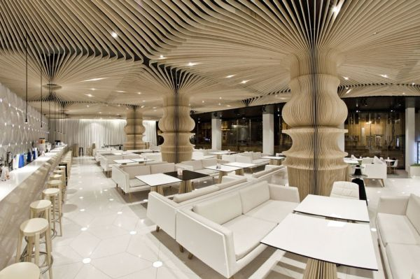 graffiti-cafe-design2 Top 11 Cafe Interiors Designs