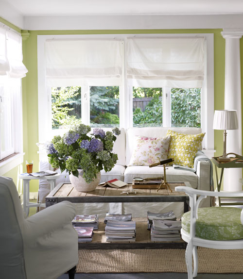 green.1 Choose a New Color for Your Home in The New Year