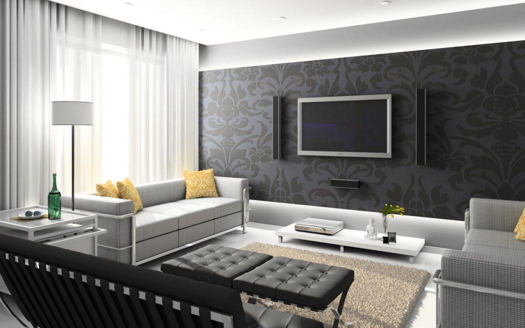 Grey Home Interior Design 3