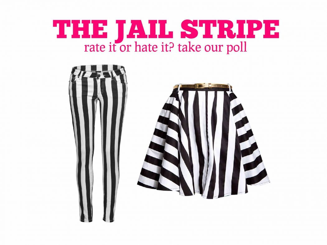 jail-stripe Why Stripes clothing fashion Will Change Your Mind!