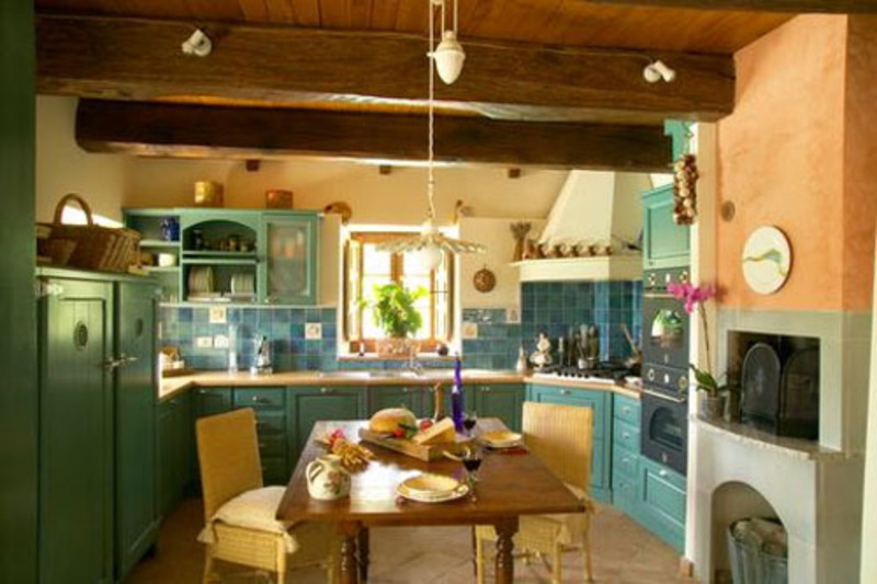 kitchen-cottage-style 10 Most Stylish Cottage Furniture
