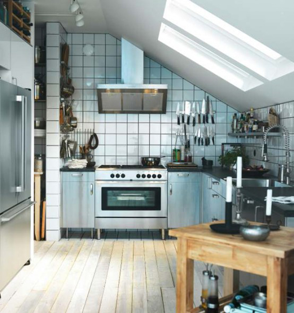 kitchen Choose a New Color for Your Home in The New Year