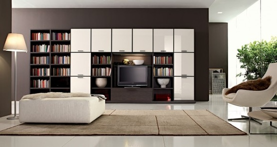 minimalist-1 How to Design Your Small or Big Living Room   Decoration Ideas