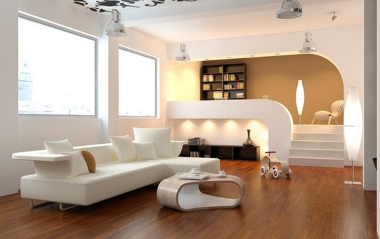 minimalist2 How to Design Your Small or Big Living Room   Decoration Ideas