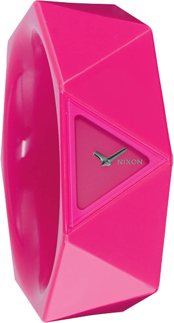 nixon_tribella_watch_neon_pink Why Neon Watches Are Great?