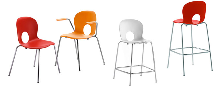 olivia_stacking_chairs Best Restaurant Indoor and Outdoor Chairs Designs