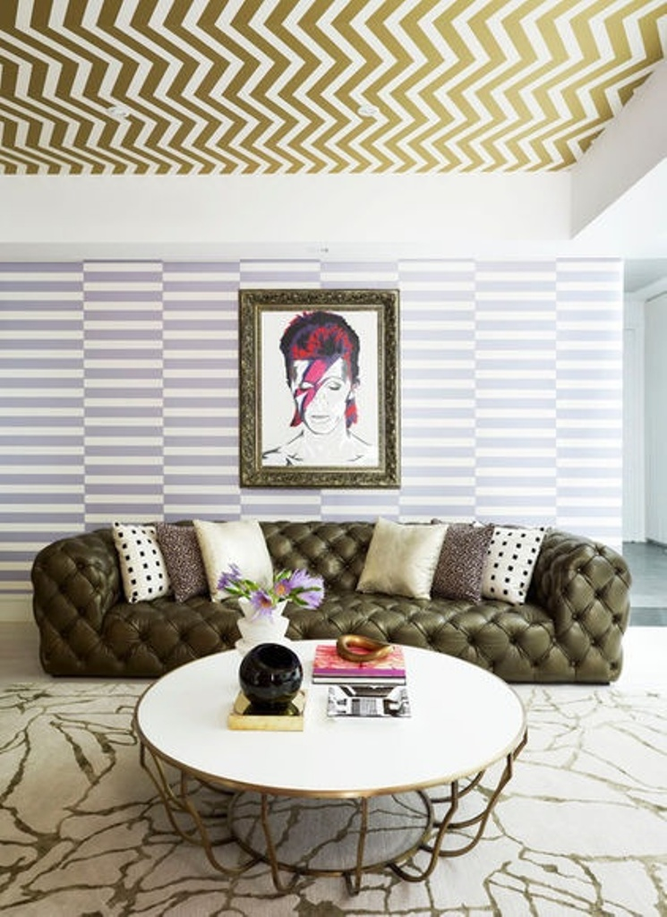 stripes3 Make Your Home a Stylish One With Every New Year