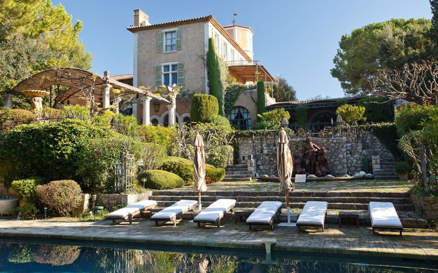 swimming-pool-8 The Most Beautiful 10 Swimming Pools and Luxury Homes in The World