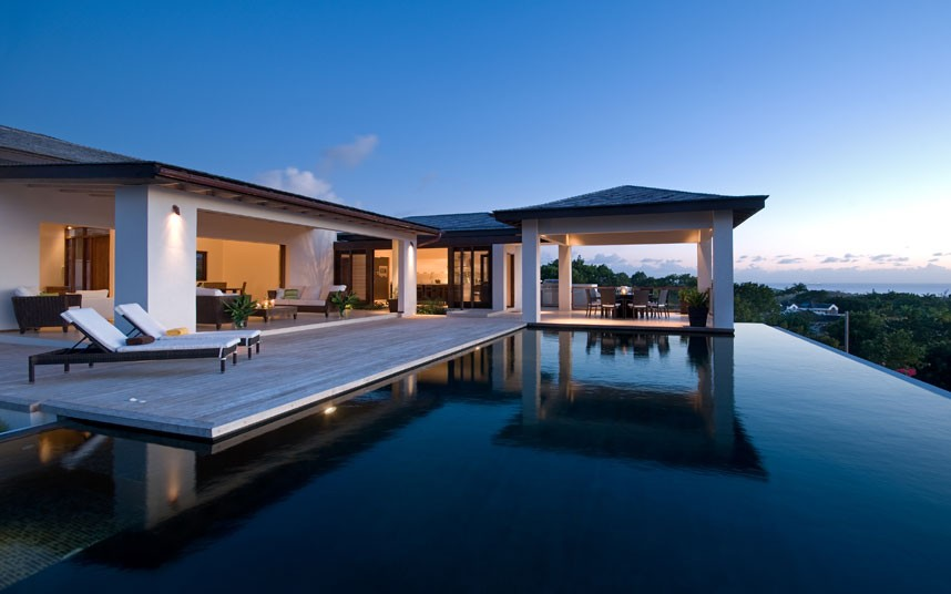 swimming-pool1 The Most Beautiful 10 Swimming Pools and Luxury Homes in The World