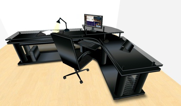 untitled4 9 Black Office Desk Designs & How to Choose the Best one