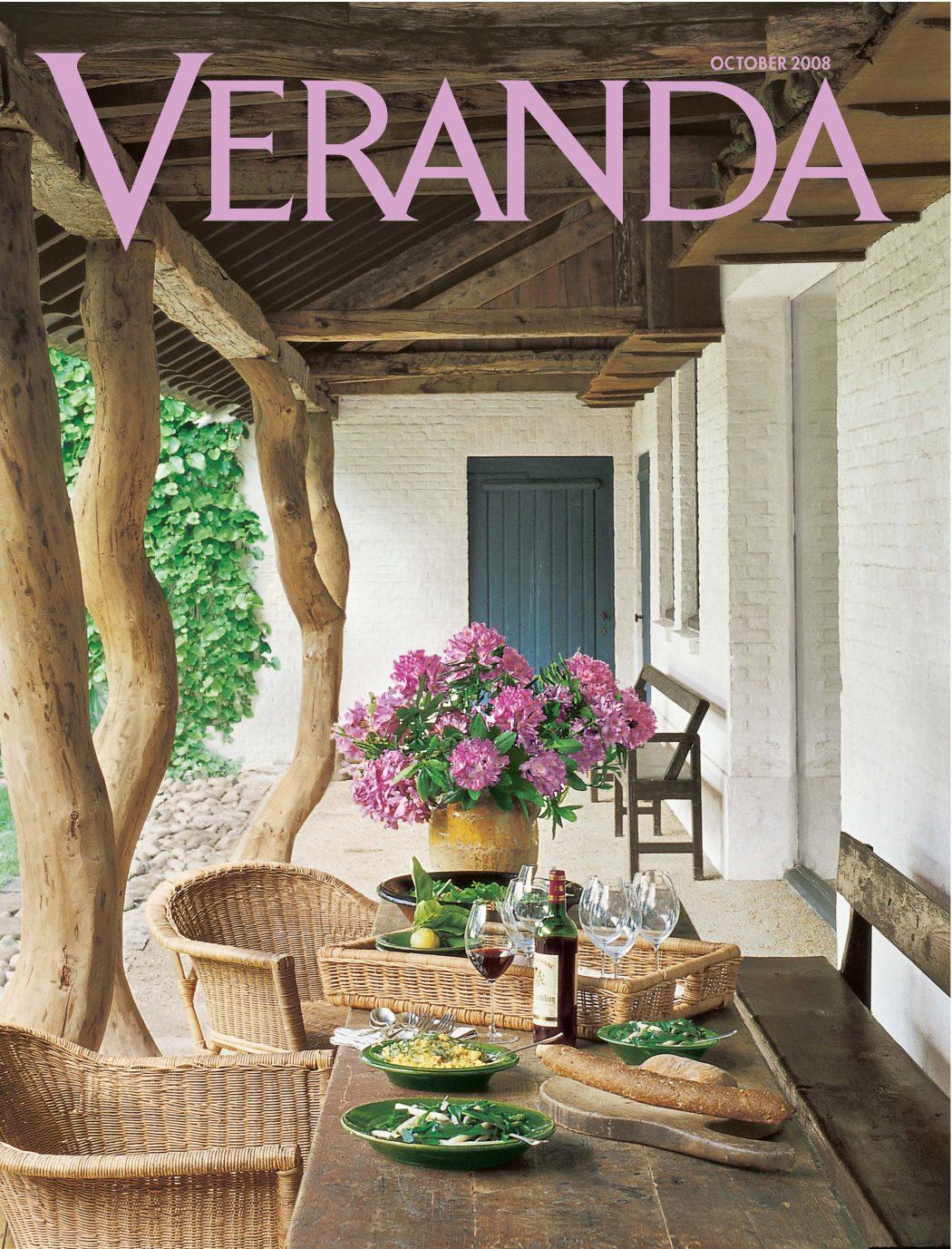 veranda1 Most Popular Home Decor Magazines