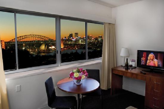 view-of-sydney-harbour The Beauty of Grace Hotel in Sydney