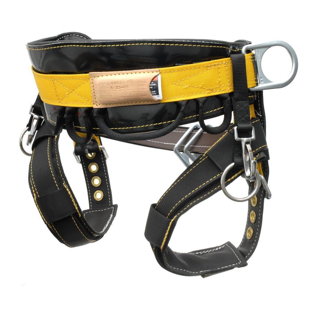 weaver-leather-climbing-harness-full Climbing Equipment