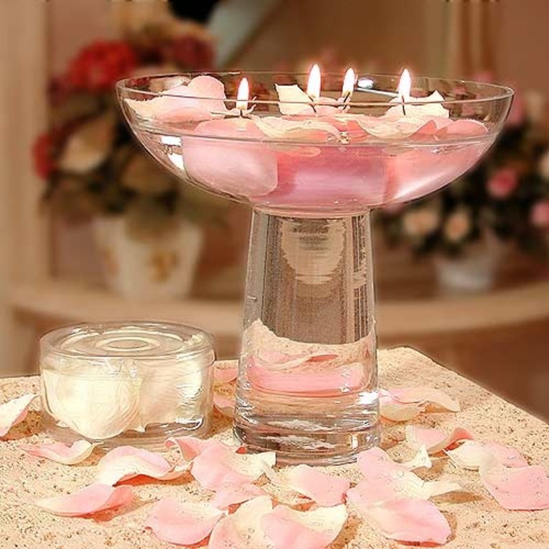 wedding-reception-table-decor Wonderful ideas for decorating your wedding