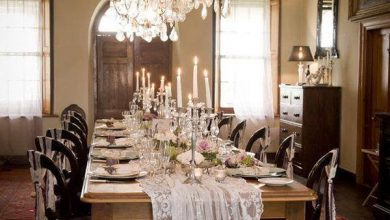 Photo of Table Decoration New Ideas