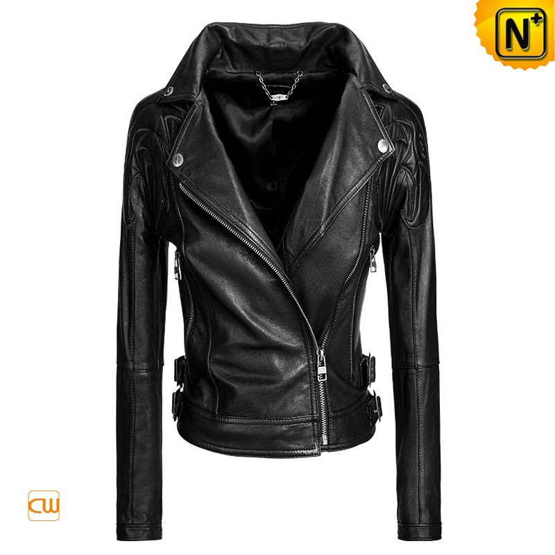 women-jacket The Next 7 creative designs For Women Leather Jackets