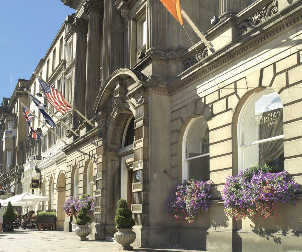 00102 George Hotel Edinburgh: Hidden Facts