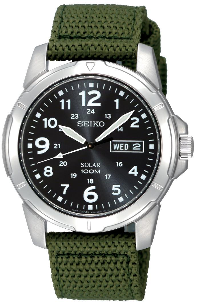 0Seiko+Solar+Powered+Sports Most 35 Stylish Solar Powered Timepieces