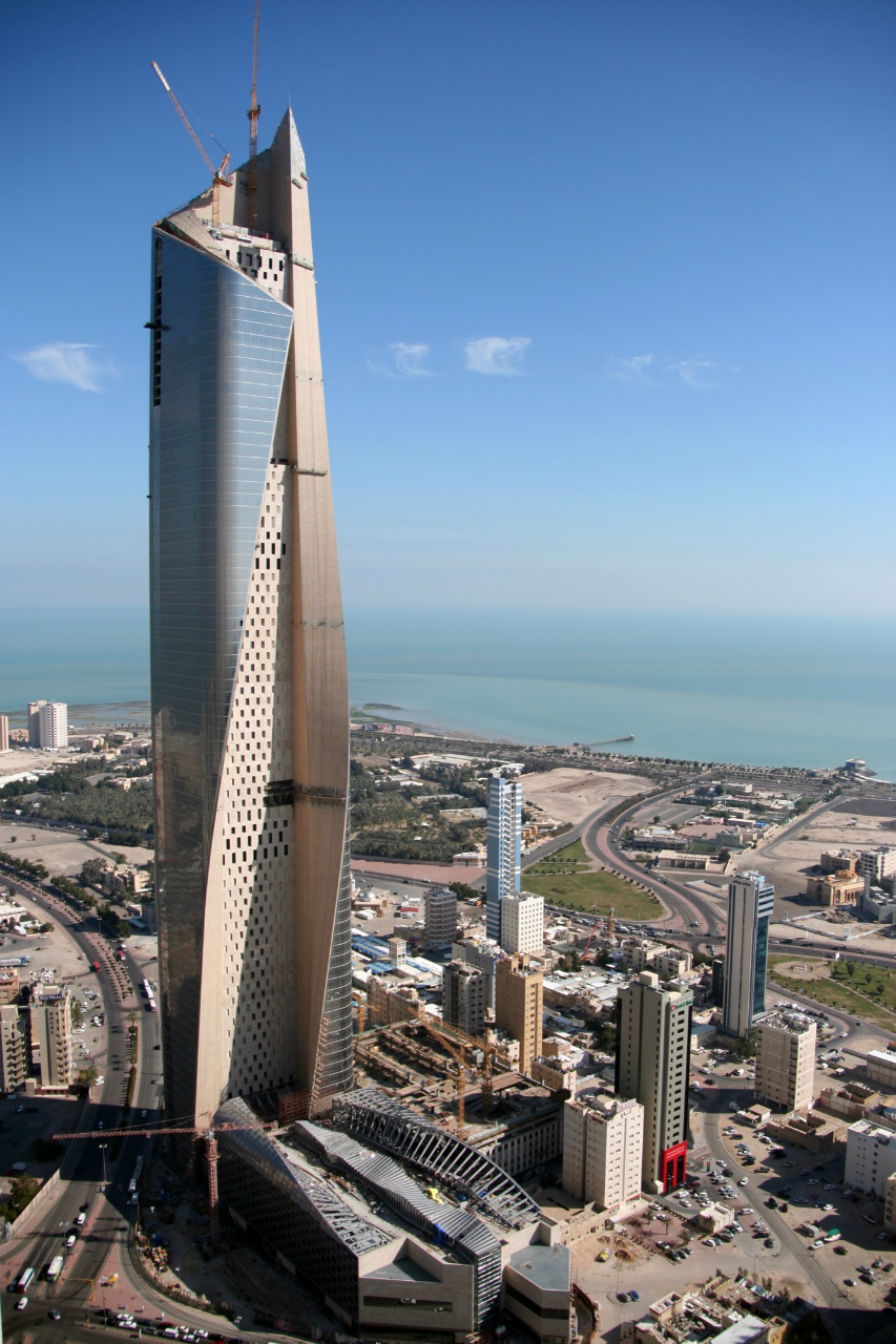 1325536376-al-hamra-firdous-tower-01 What Are The Best 15 Skyscrapers in the World?