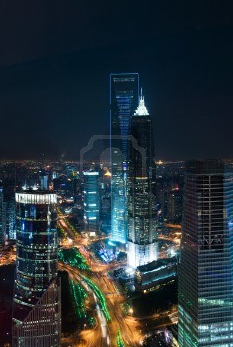 13954762-jin-mao-tower-and-shanghai-word-financial-center What Are The Best 15 Skyscrapers in the World?