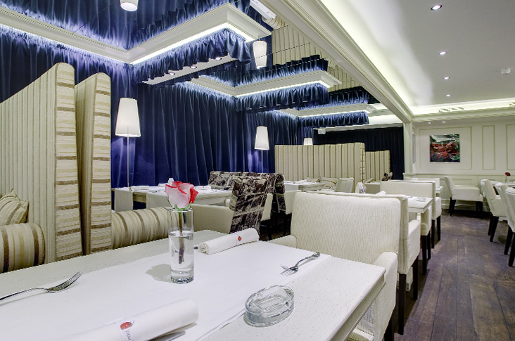 14-beautiful-restaurant-design 23 Most Awesome Interior Designs for Restaurants