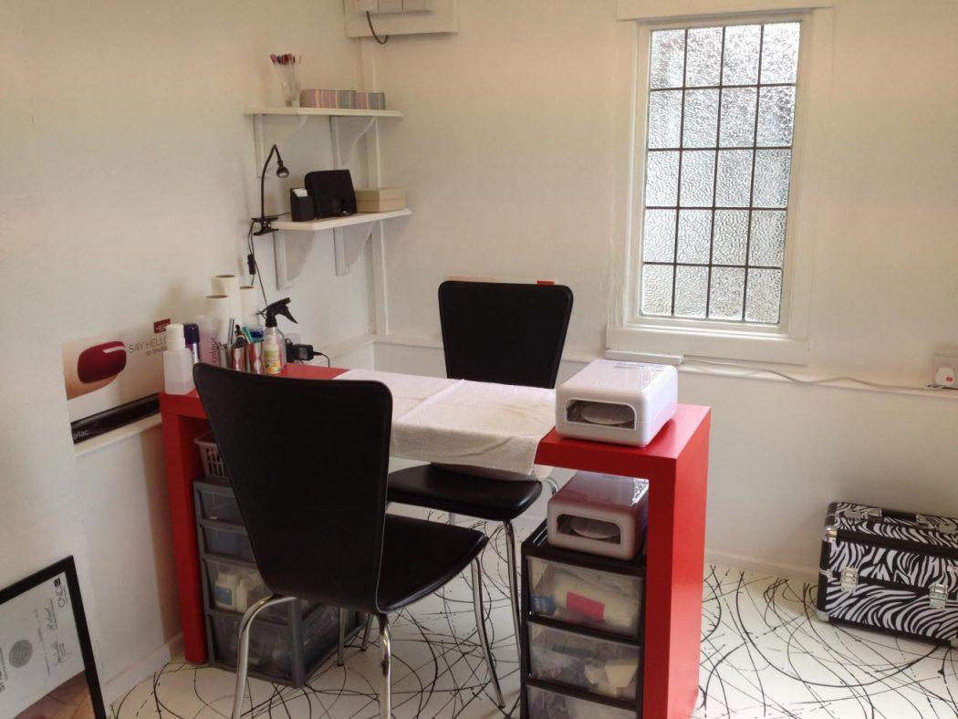 love your work with ikea desks. Black Bedroom Furniture Sets. Home Design Ideas
