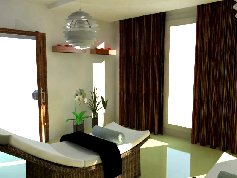 2-spa-room-d-esign-by-agnieszka-muszynska What Are The Best Salon & Spa Designs?