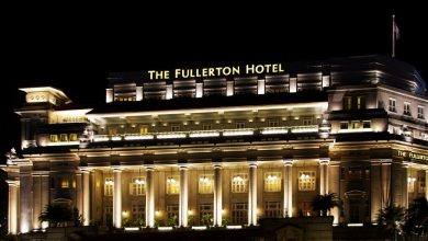 Photo of The Fullerton Hotel Singapore