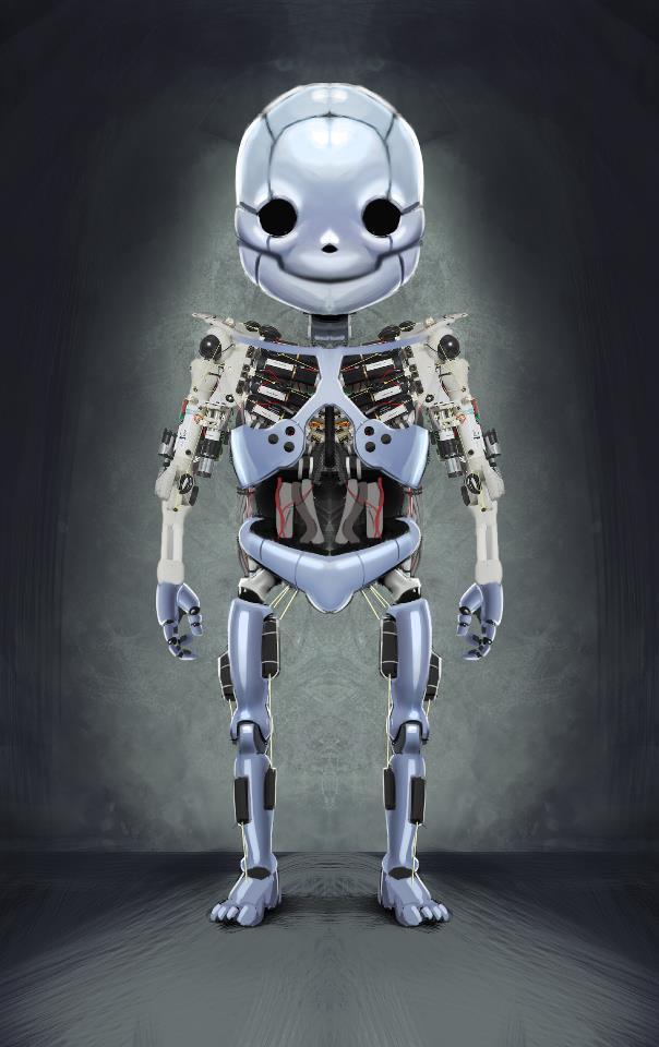 2_roboy_black_hg Robot Boy Turned Fiction to Reality