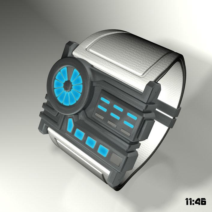 3-copie Top 35 Amazing Futuristic Watches