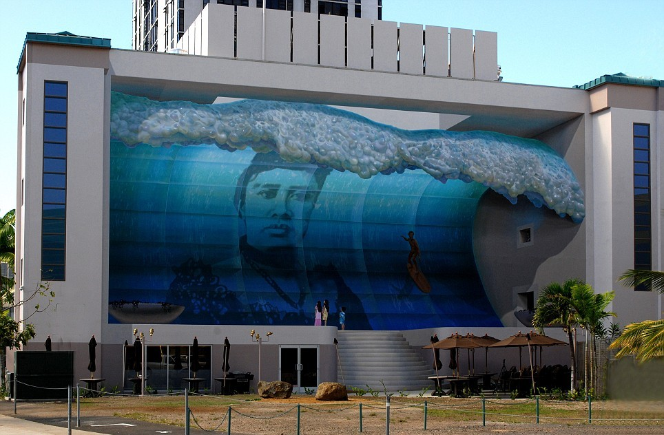 3d-wave 45 Stunning 3D Paintings for Decoration