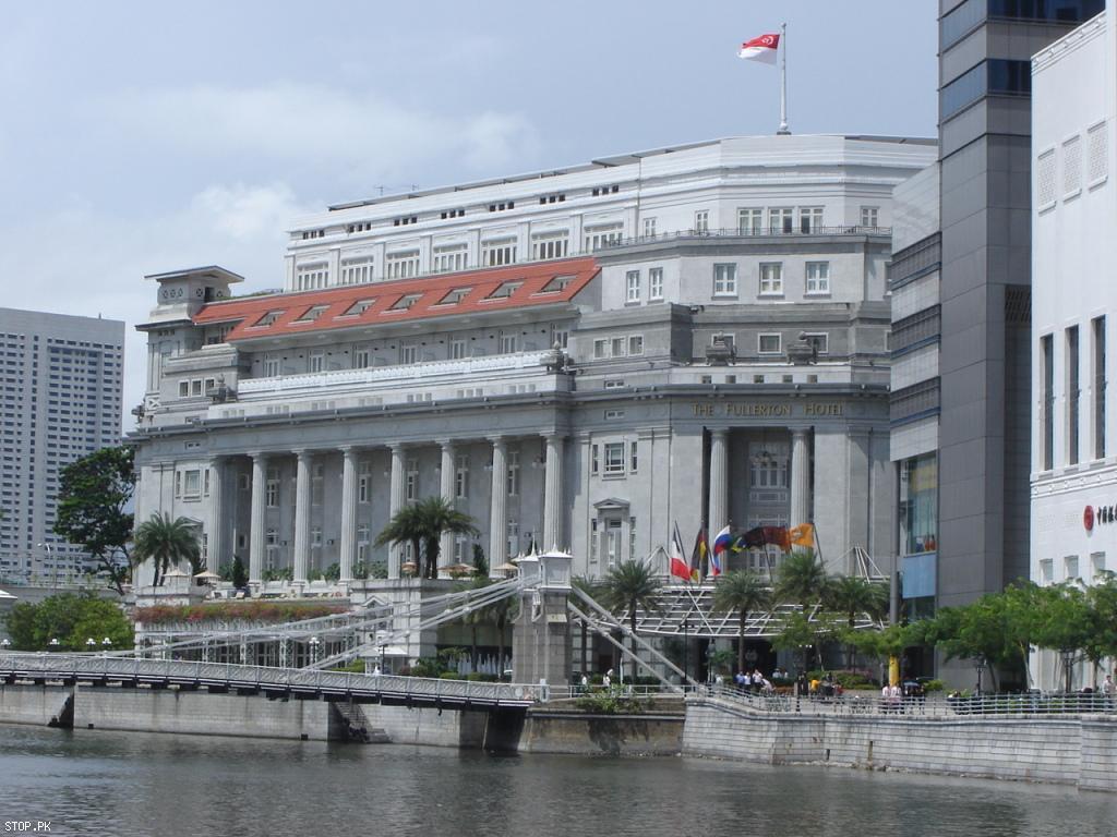 65649 The Fullerton Hotel Singapore