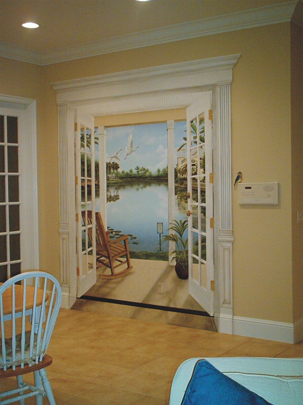 66 45 Stunning 3D Paintings for Decoration