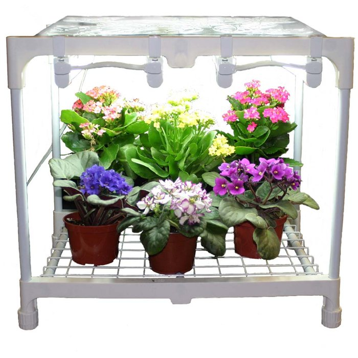 How artificial plant lights will help growing your plants for Indoor gardening singapore